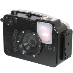 Recsea CWOM-TG3/4 Underwater Housing for Olympus Tough TG-3 & TG-4 Compact Cameras