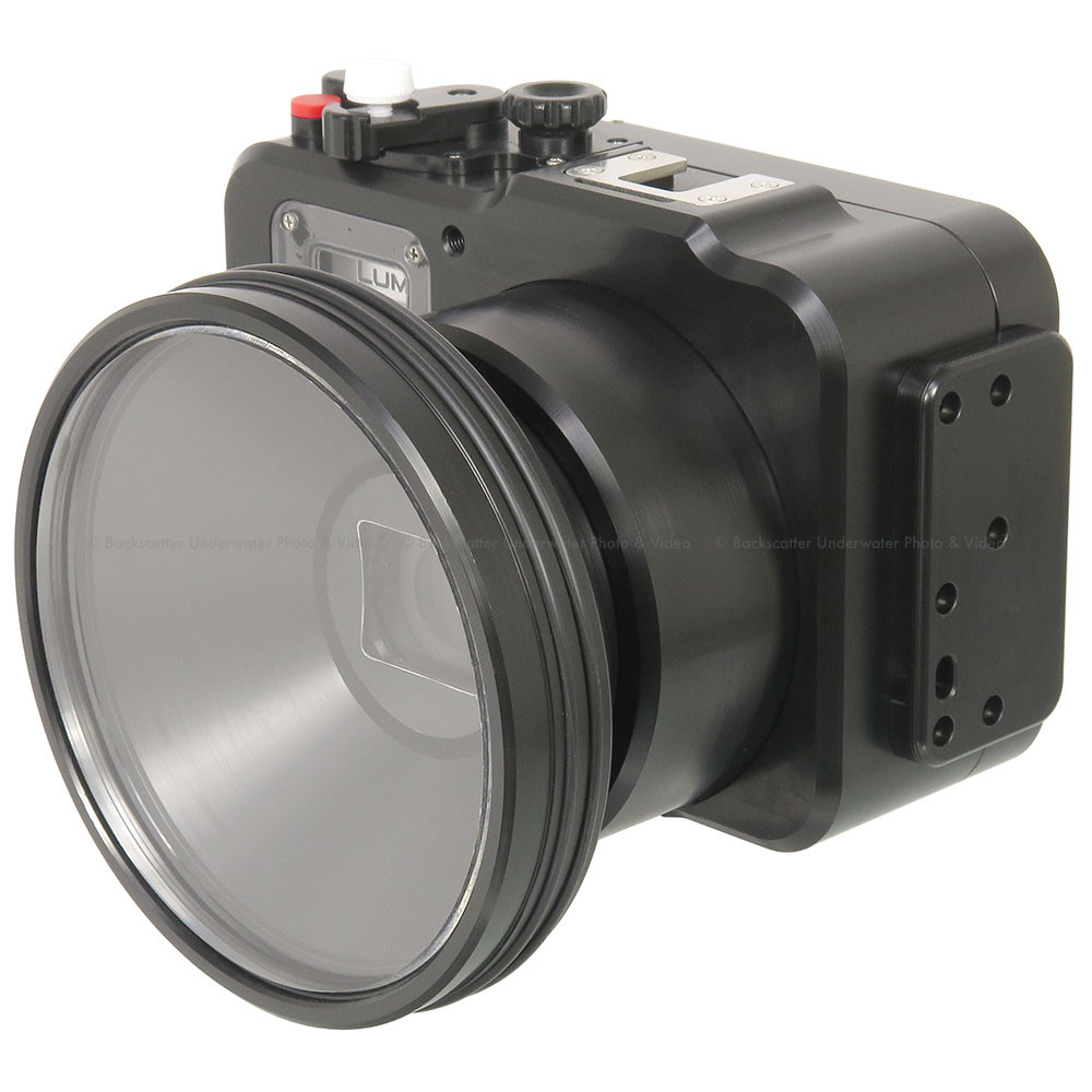 Recsea CWP-TZ70-30 Underwater Housing with Zoom Port for Panasonic Lumix DMC-TZ70 & DMC-TZ71 Compact Cameras