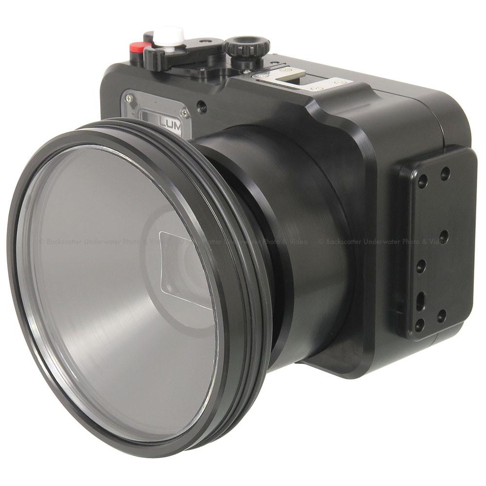 Recsea CWP-TZ70-30 Underwater Housing with Zoom Port for Panasonic Lumix DMC-TZ70 & DMC-TZ71 Compact Cameras