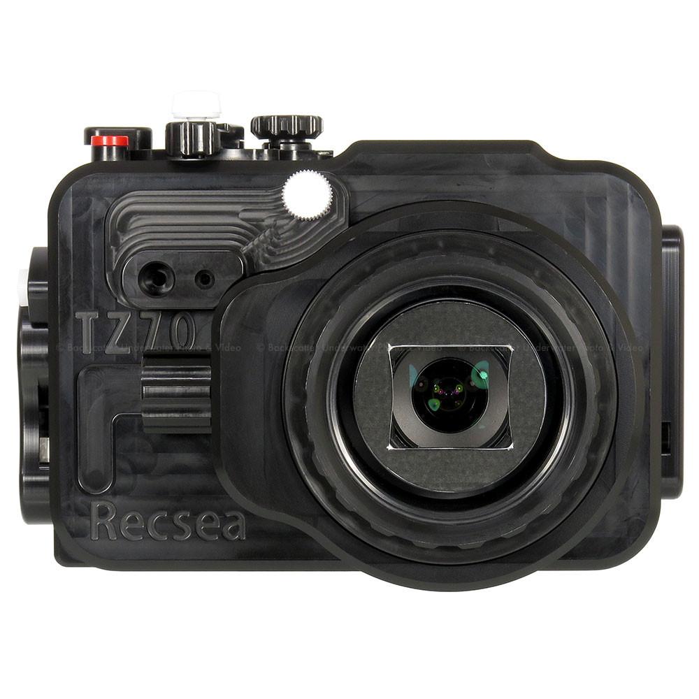 Recsea CWP-TZ70-MZ Underwater Housing with Macro Port for Panasonic Lumix DMC-TZ70 & DMC-TZ71 Compact Cameras