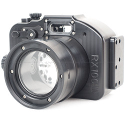 Recsea CWS-RX100 MkIII Underwater Housing for Sony RX100 MkIII Compact Camera