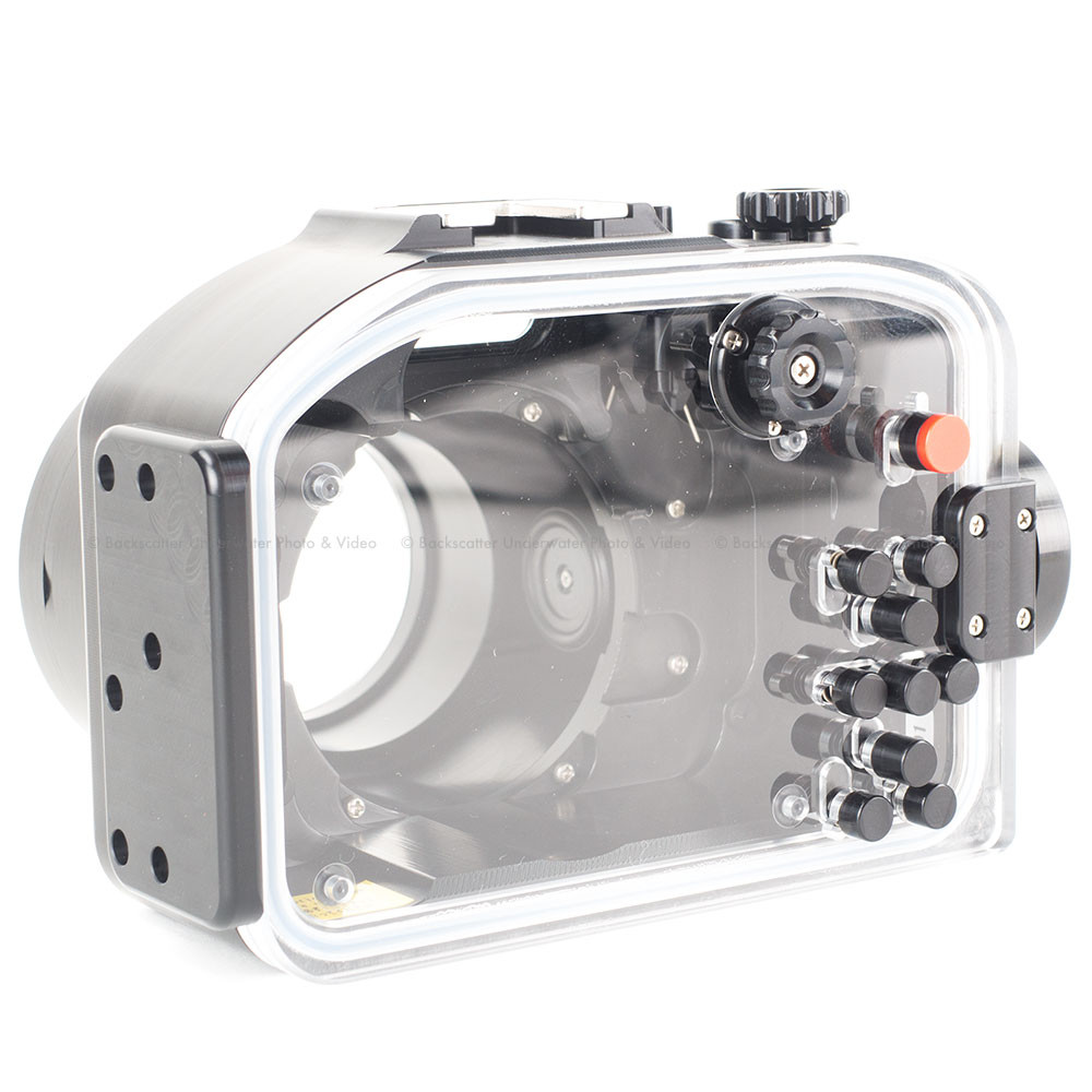 Recsea CWS-RX100 Underwater Housing for Sony RX100 Mk ...