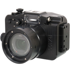 Recsea CWS-RX100IV Housing for Sony RX100 Mk IV camera (Plas