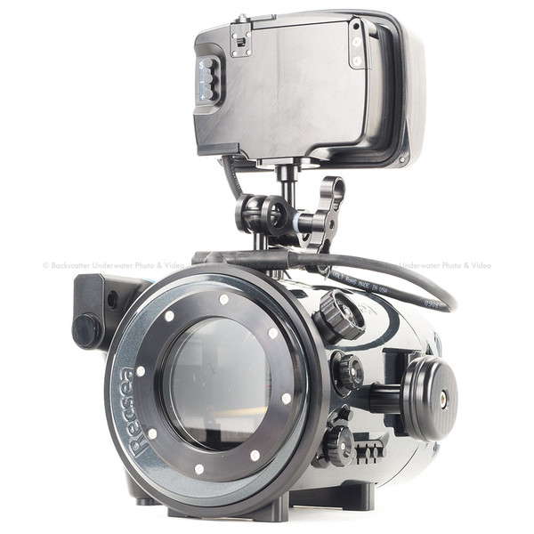 Recsea RVH-AX100 Underwater Housing Pro Package for SONY FDR-AX100 & HDR-CX900