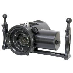 Recsea RVH-AXP35 LCD Underwater Housing for Sony FDR-AX30, AX33, AXP33 & AXP35 4K Camcorders