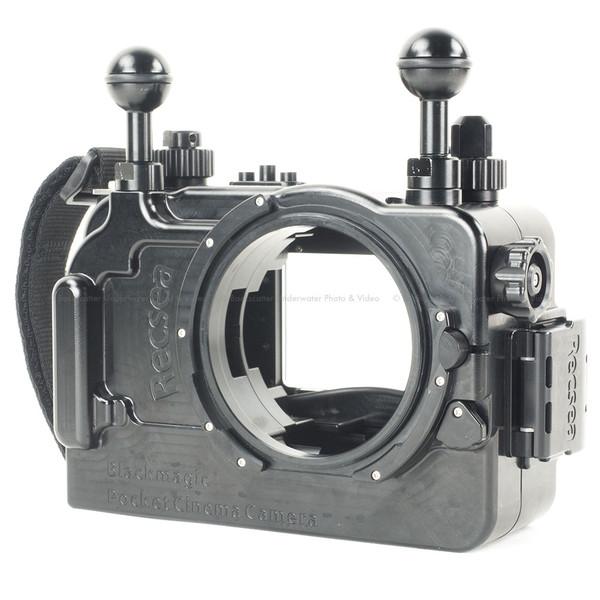 Recsea RVH-BMPCC Underwater Housing for Black Magic Pocket Cinema Camera