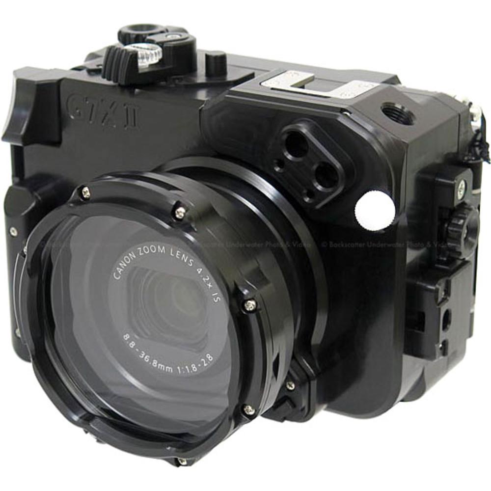 Recsea WHC-G7XMKII Underwater Housing for Canon G7X II Camera