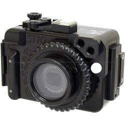Recsea WHC-S110 Underwater Housing for Canon Powershot S110 Camera