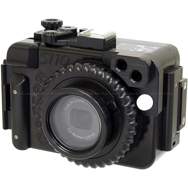 Recsea WHC-S110 Underwater Housing for Canon Powershot S110 Camera