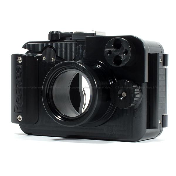 Recsea Canon S95 Underwater Housing