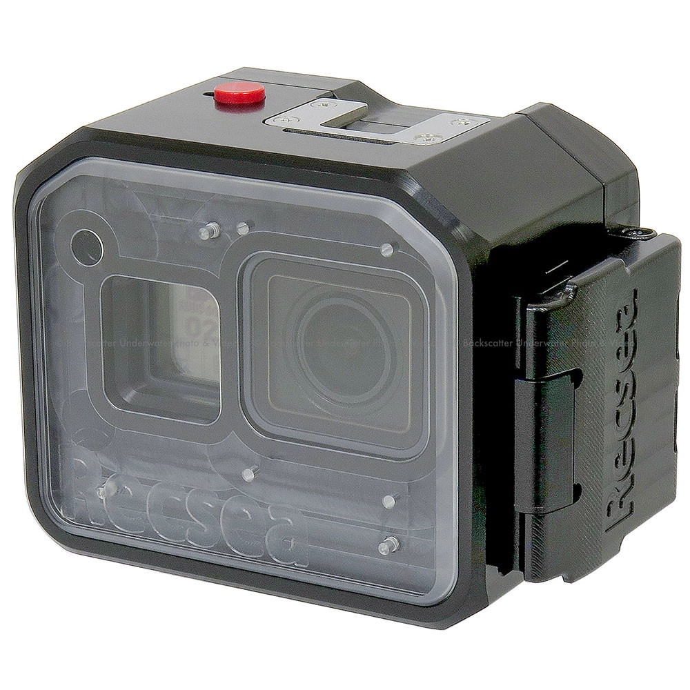 Recsea WHG-HERO5 Underwater Housing for GoPro HERO5 Black