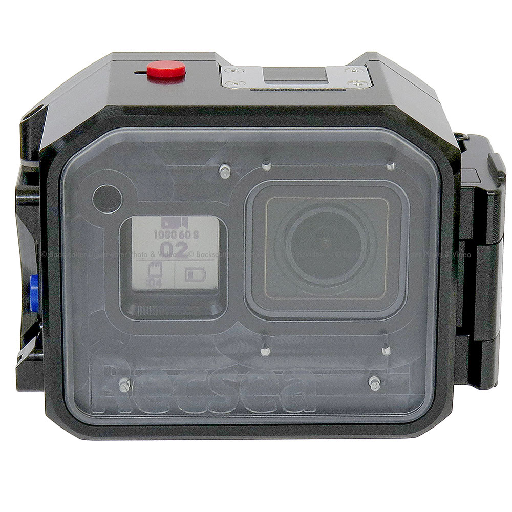 Recsea WHG-HERO5 Underwater Housing for GoPro HERO6 Black
