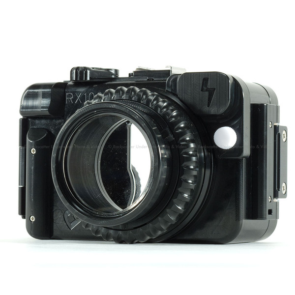 Recsea WHS-RX100 Underwater Housing for Sony DSC-RX100 Compact Camera