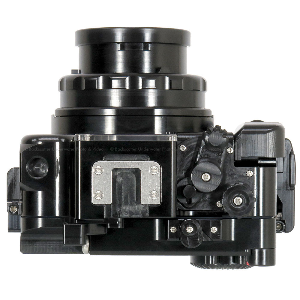 Recsea WHS-RX100IV Underwater Housing for Sony RX100 IV ...