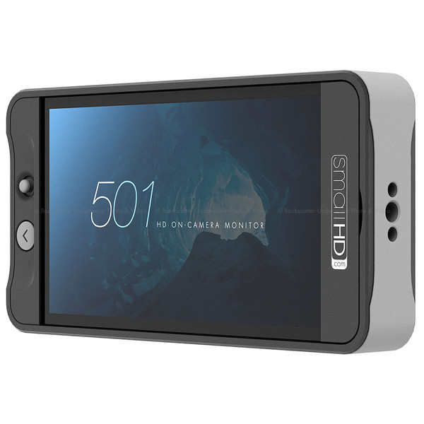 SmallHD 501 Full HD On-Camera 5 inch Monitor On-Camera Starter Kit