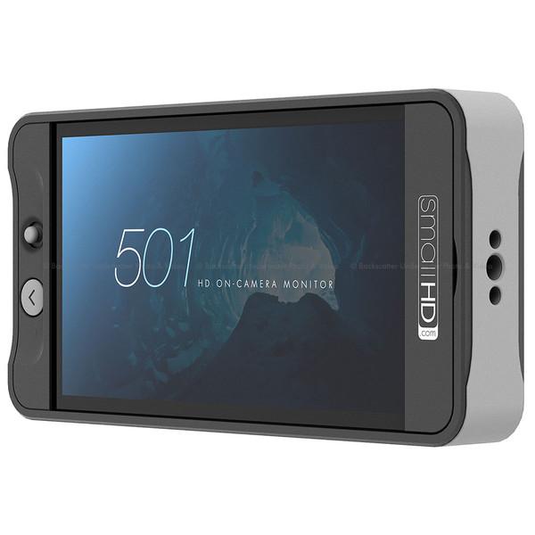SmallHD 501 Full HD On-Camera 5 inch Monitor On-Camera Starter Kit