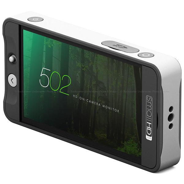 SmallHD 502 Full HD On-Camera 5 inch Monitor On-Camera Starter Kit