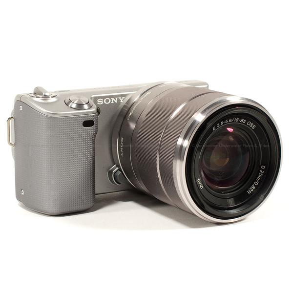 Sony Alpha NEX-5 Camera w/18-55mm Zoom Lens