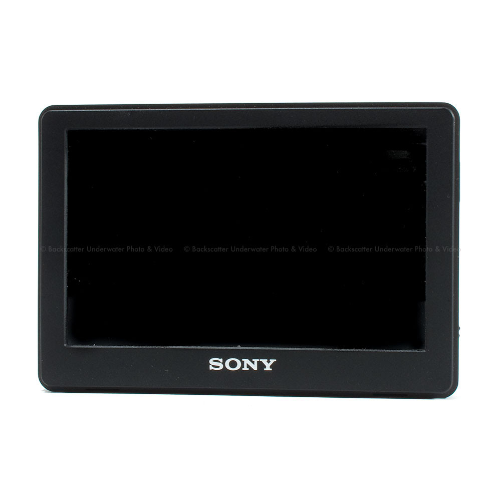 Sony CLMV55 5 inch LCD Monitor with Battery and Charger