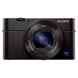 Sony Cyber-shot Digital Camera RX100 Mark III