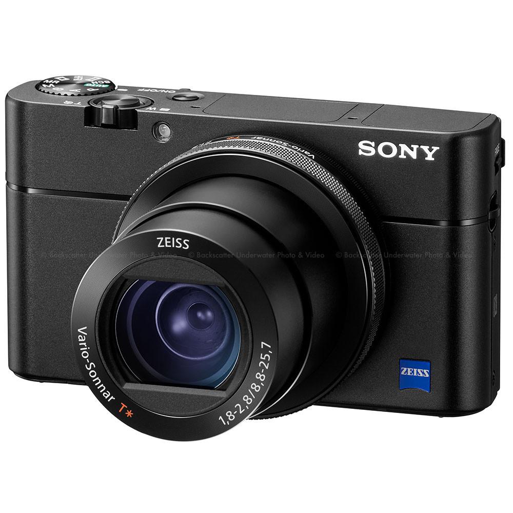 Sony Cyber-shot RX100 V 4K Comact Camera