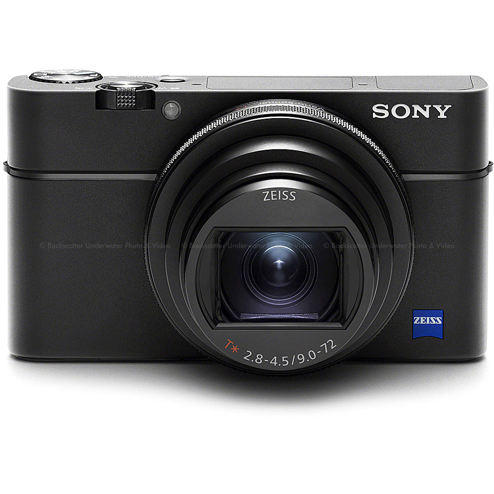 Sony Cyber-shot RX100 VI 4K Compact Camera