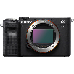 Sony a7C Mirrorless Camera
