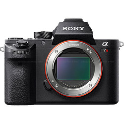Sony a7R Mark II Full Frame Ultra HD 4K Mirrorless Camera - Body