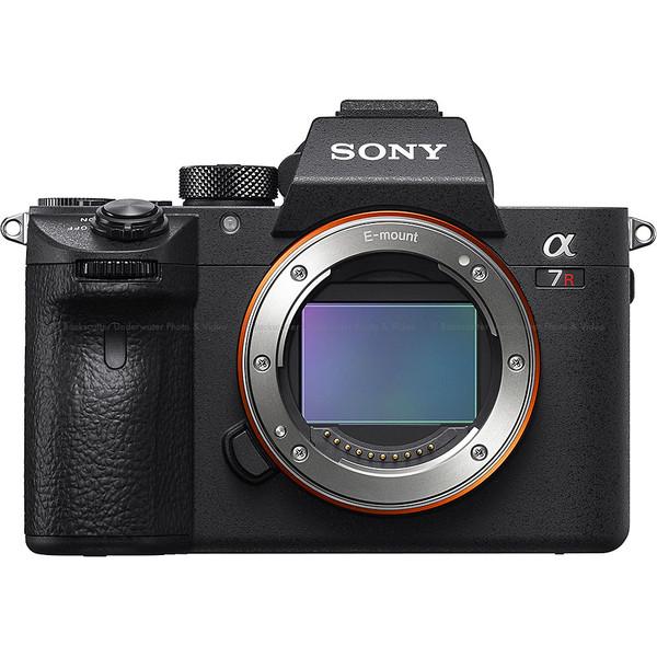 Sony a7R III Full Frame Mirrorless Camera Body