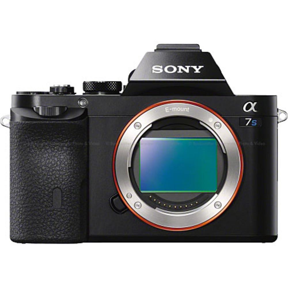 Sony a7S Full Frame Mirrorless Camera Body