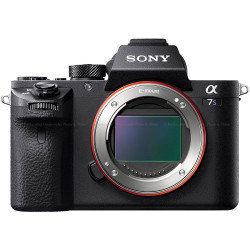 Sony a7S II Full Frame Mirrorless Camera - Body