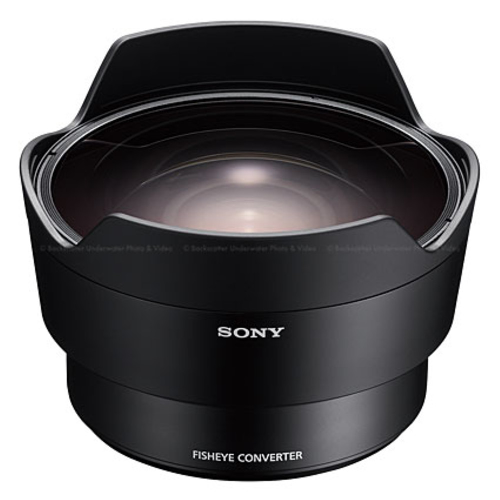 Sony 16mm Fisheye Conversion Lens for Sony FE 28mm f/2 E-mount Prime Lens
