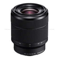 Sony Full-Frame E-Mount FE 28-70mm f/3.5-5.6 OSS Full-frame Zoom Lens