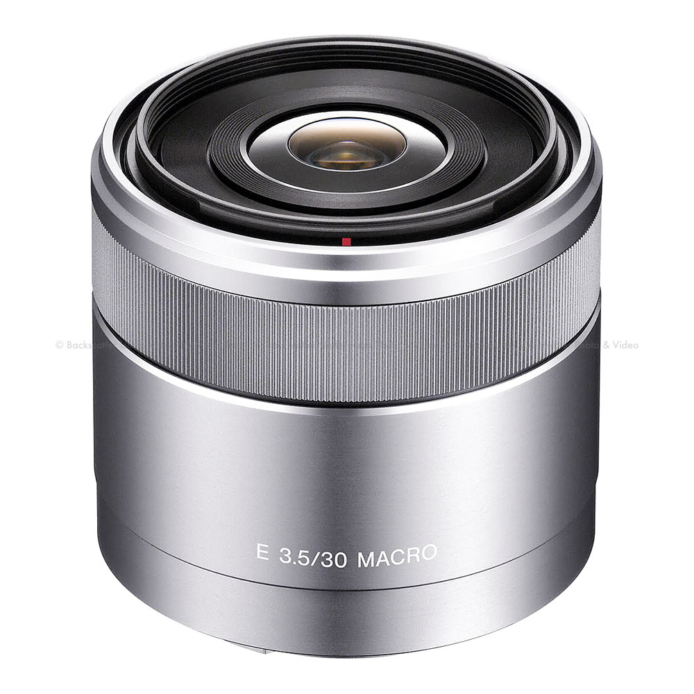 Sony alpha 30mm f/3.5 Macro Lens