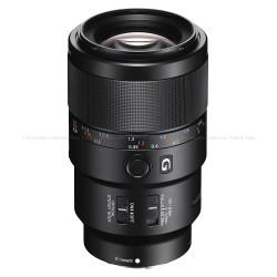 Sony FE 90mm f/2.8 Macro G OSS Full-frame E-mount Macro Lens
