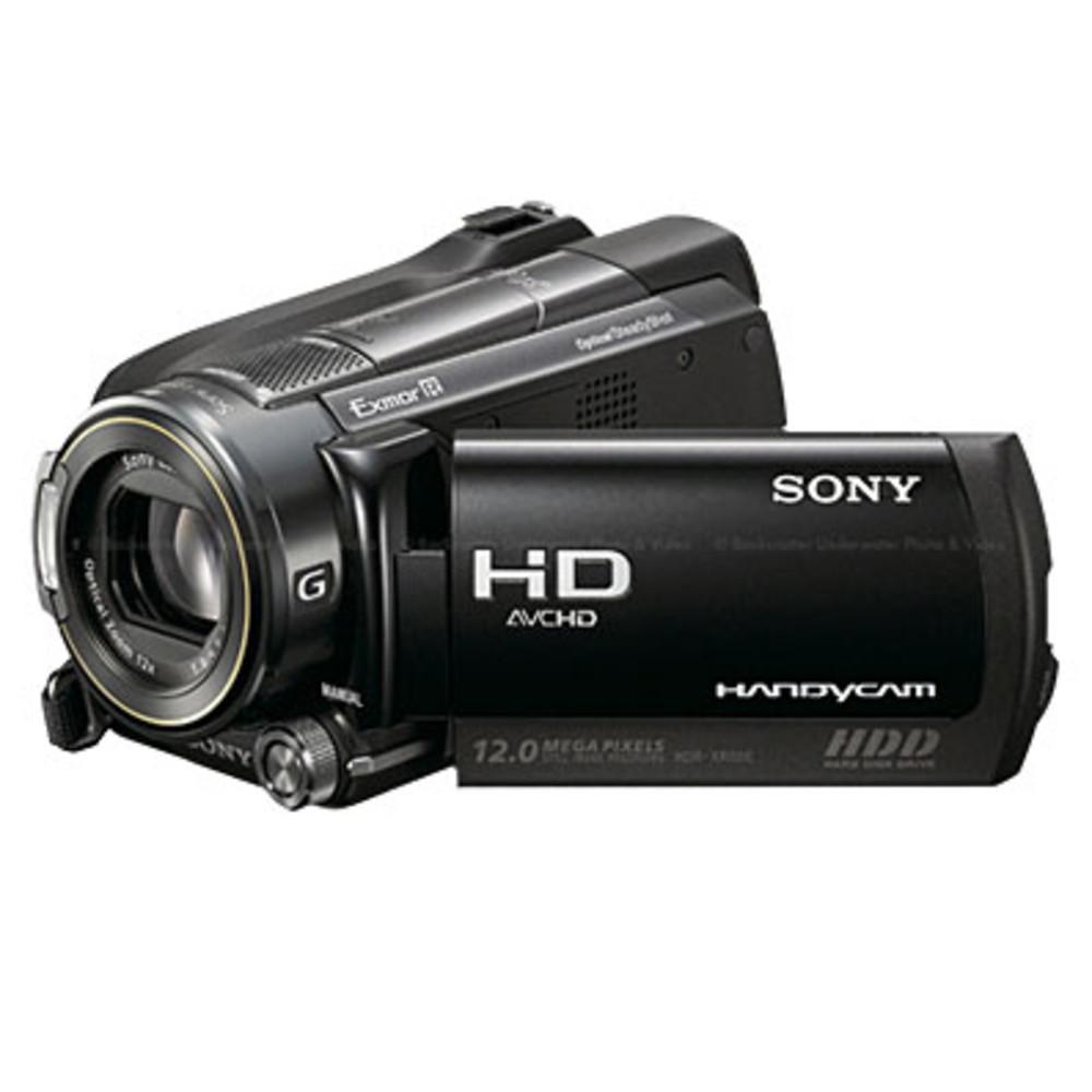 sony xr500 high definition video camera. Black Bedroom Furniture Sets. Home Design Ideas
