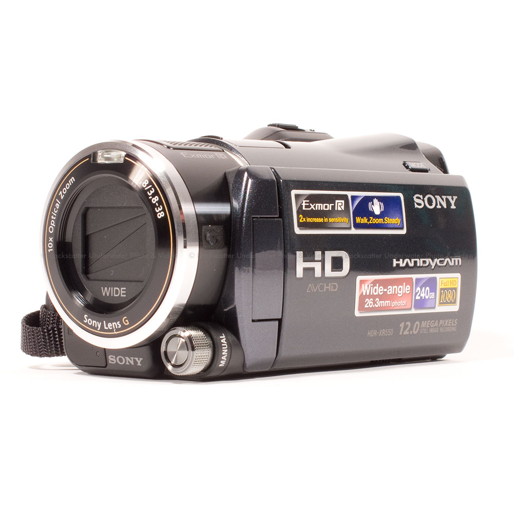sony hdr xr550v video camera rh backscatter com sony hdr-xr550 service manual Sony HDR- AS15