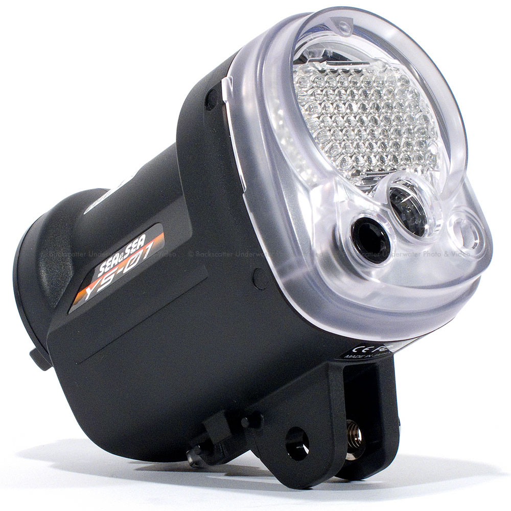 Sea & Sea YS-01 Underwater DS-TTL Strobe