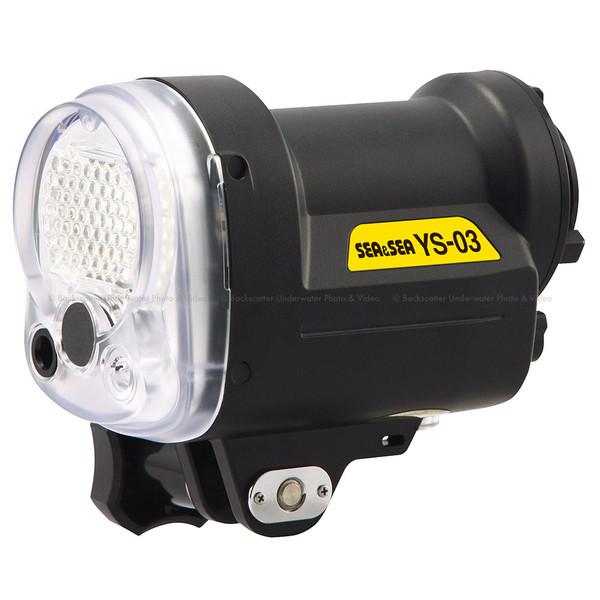 Sea & Sea YS-03 Underwater DS-TTL Only Strobe