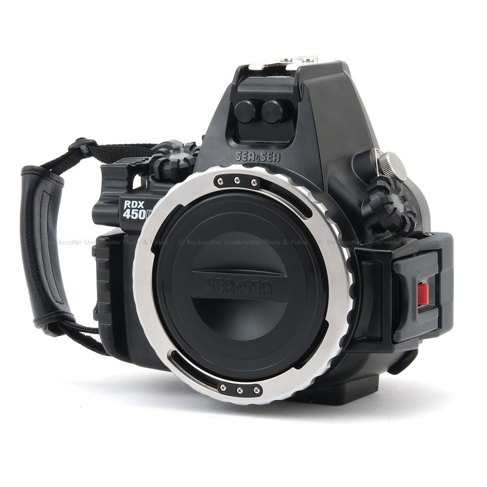 Sea & Sea RDX-450D Underwater Housing for Canon EOS Digital Rebel 450D Xsi  & T1i
