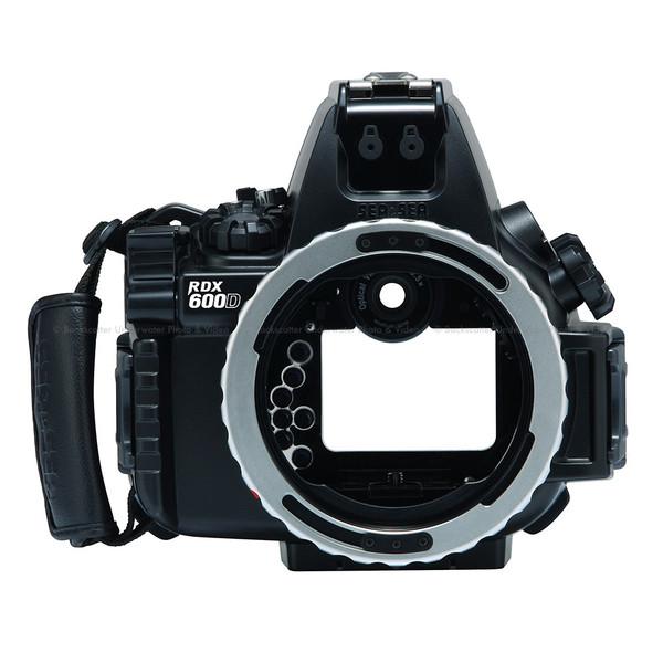 Sea & Sea RDX-600D Underwater Housing for Canon 600D / T3i Camera