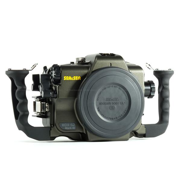 Sea Sea Mdx 5dmkiii Underwater Housing For Canon 5d Mark Iii 5ds 5ds R Dslr Cameras