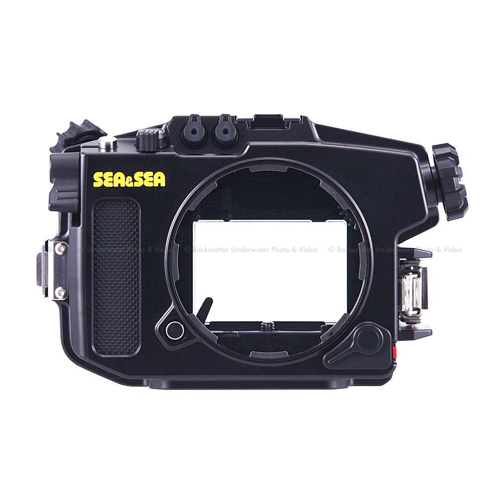 Sea & Sea MDX-6000 Underwater Housing for SONY 6000 Mirrorless Camera