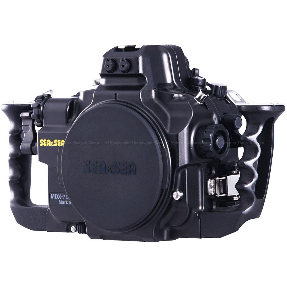 Canon 7d Mk2 >> Sea & Sea MDX-7DMKII Underwater Housing for Canon 7D Mark II Digital SLR
