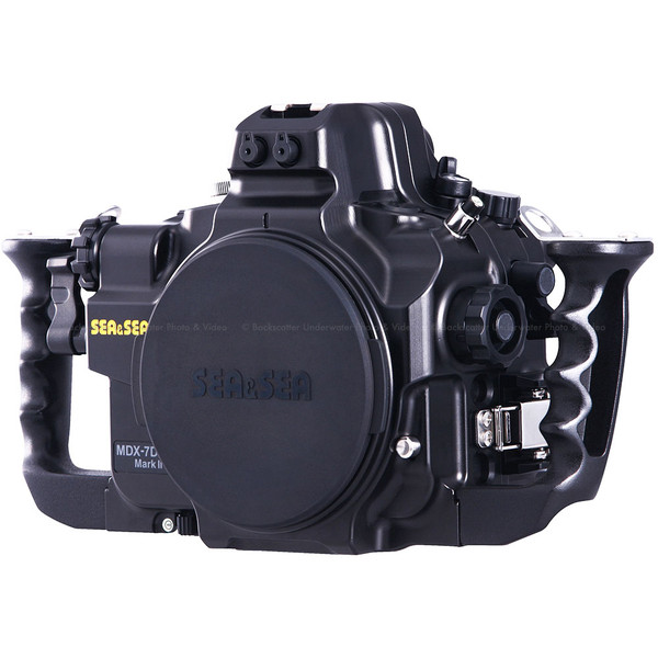 Sea & Sea MDX-7DMKII Underwater Housing for Canon 7D Mark II Digital SLR
