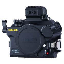 Sea & Sea MDX-EM5 Mark II Underwater Housing for Olympus OM-D E-M5 Mark II Camera