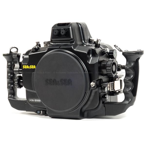 Sea & Sea MDX-D500 Underwater Housing for Nikon D500 DX DSLR Camera