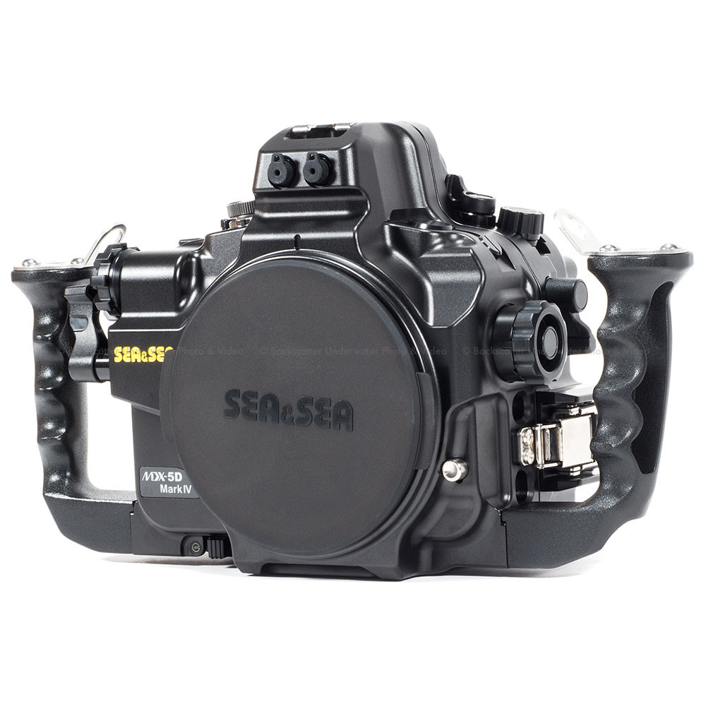 Sea & Sea MDX-5DMKIV Underwater Housing for Canon 5D Mark IV, Canon 5D Mark III, Canon 5DS & Canon 5DS R Cameras