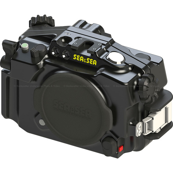 Sea & Sea MDX-a6300 Underwater Housing for Sony a6300 Mirrorless Camera