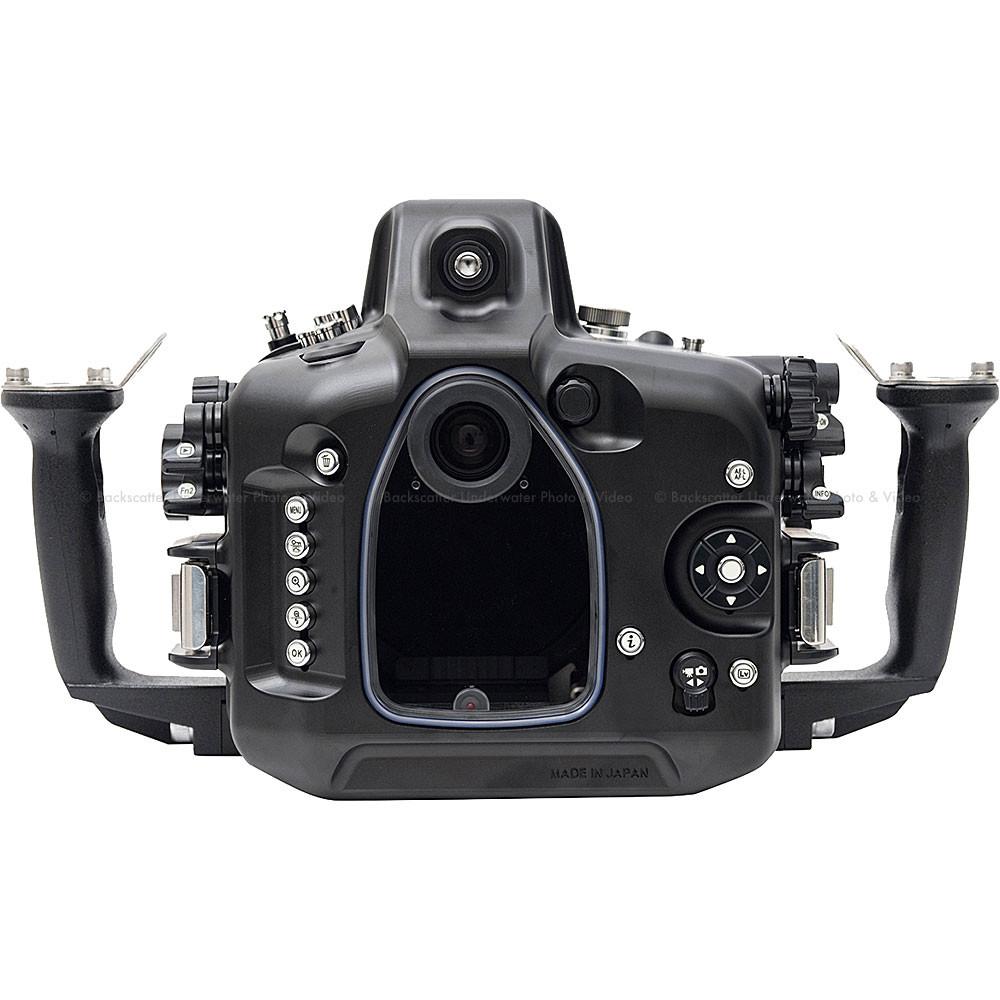Sea & Sea MDX-D850 Underwater Housing for Nikon D850 Full Frame DSLR ...